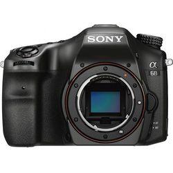 Sony SLT-A68, lustrzanka
