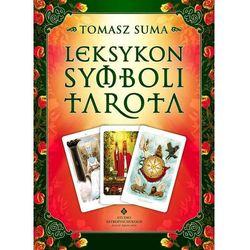 Leksykon symboli Tarota, książka w oprawie broszurowej