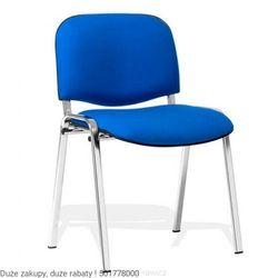 Krzesło konferencyjne ISO chrom Nowy Styl