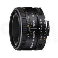 Nikon AF 50mm f/1,8 D Nikkor - produkt w magazynie - szybka wysyłka!