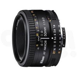 af 50mm f/1,8 d nikkor - produkt w magazynie - szybka wysyłka! wyprodukowany przez Nikon