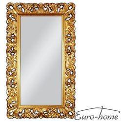 Lustro wiszące bristol 88x148 - złoty marki D2.design