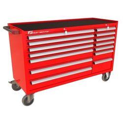 Wózek warsztatowy MEGA z 14 szufladami PM-213-19 (5904054408117)