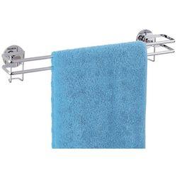 Wieszak na ręcznik cali, express-loc - stal nierdzewna, marki Wenko