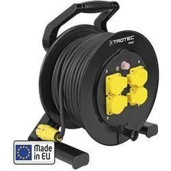 Bęben kablowy PVD3 / przewód 40 m czarny