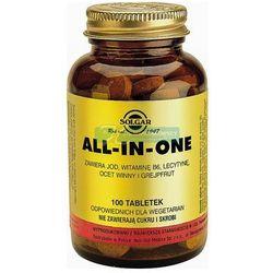 SOLGAR All-In-One, produkt z kategorii- Witaminy i minerały