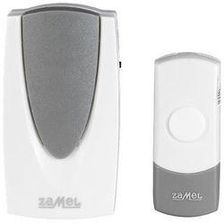 Dzwonek bezprzewodowy Zamel Foxtrot bezprzewodowy na baterię zasięg 60m ST-925 (5903669013716)