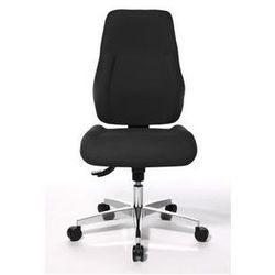 Topstar Krzesło obrotowe dla operatora,wyściełane oparcie