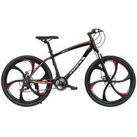 Rower INDIANA X-Rock 3.6 Czarno-Biały + Zamów z DOSTAWĄ JUTRO! + 5 lat gwarancji na ramę! + Ki