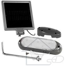 Lampa solarna naścienna, oświetlenie solarne marki 1
