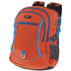Plecak szkolno-sportowy SPOKEY 837985 Czerwony, towar z kategorii: Tornistry i plecaki