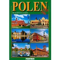 Polska najpiękniejsze miasta (Stanisława Jabłońska)