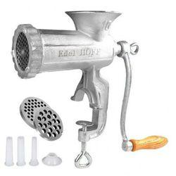 Maszynka żeliwna do mięsa #10 + akcesoria eh-7203 marki Edel hoff