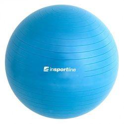 Insportline Piłka gimnastyczna  top ball 75 cm - kolor niebieski, kategoria: piłki i skakanki