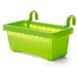 Skrzynka kwiatowa LED  zielony, produkt marki bonprix