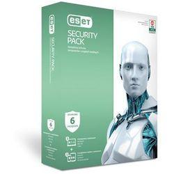 Przedłużenie licencji ESET Security Pack na 1 rok z kategorii Programy antywirusowe, zabezpieczenia