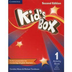 Kid's Box 1 Second Edition. Ćwiczenia z Dostępem do Ćwiczeń Online, pozycja wydawnicza
