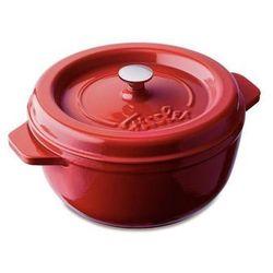 Fissler Brytfanna okrągła czerwona 23 cm / 3l 6971523