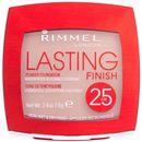 Rimmel london lasting finish 25hr powder foundation podkład 7 g dla kobiet 003 silky beige (3614220070582)