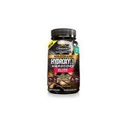 Muscletech Hydroxycut Hardcore Elite Non-Stimulant 100caps z kategorii Spalacze tłuszczu
