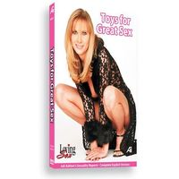 Alexander institute Sexshop - dvd edukacyjne -  toys for great sex educational dvd - akcesoria erotyczne - onl