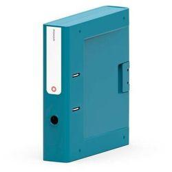 Segregator NewBinder zamykany 70mm niebieski 1817411