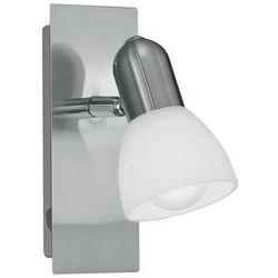 Eglo 86212 - kinkiet ares 1 1xe14/40w biały