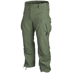 spodnie Helikon SFU PoliCotton Ripstop olive drab LONG (SP-SFU-PR-32)