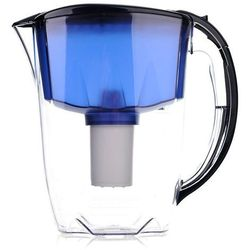 Dzbanek filtrujący Aquaphor Ideal 2,8 L granatowy + 1 wkład B100-15 Standard z kategorii dzbanki filtrujące