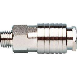 Szybkozłączka do kompresora NEO 12-635 gwint zewnętrzny męska 1/4 cala (5907558417920)