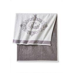 """Ręczniki """"Bath"""" bonprix kremowy"""