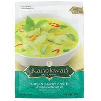 KANOKWAN 50g Pasta Curry zielona | DARMOWA DOSTAWA OD 150 ZŁ! z kategorii Kuchnie świata