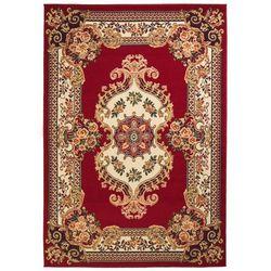 Orientalny dywan, perski wzór, 160 x 230 cm, czerwono-beżowy marki Vidaxl
