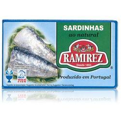 Sardynki portugalskie w sosie własnym Ramirez 125g, kup u jednego z partnerów