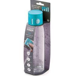 JJ - Butelka na wodę DOT 600ml, turkusowa 80067 (5028420800678)