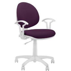 Krzesło obrotowe smart white marki Nowy styl