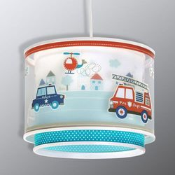 Dalber Klik 60612 - dziecięca lampa wisząca police 1xe27/60w/230v