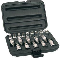 Zestaw kluczy nasadowych  39d379 1/2 cala (19 elementów) marki Topex