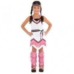 Kostium Indianka dla dziewczynki - 9/11 lat (140)