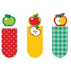 Magnetyczne zakładki do książek - jabłka ()