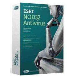 Eset Nod32 Antivirus - 3 użytkowników, 12 miesięcy, kup u jednego z partnerów
