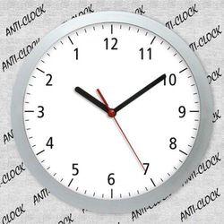 Zegar chodzący do tyłu solid, ACE2013AZ