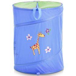 Zeller Torba na pranie, zabawki, motyw dziecięcy - kolor niebieski,