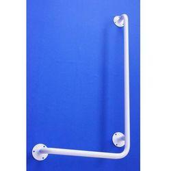 Poręcz kątowa   800x400mm   prawa z kategorii Uchwyty łazienkowe