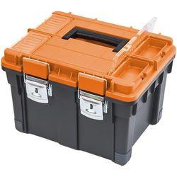Patrol walizka na narzędzia compact logic, pomarańćzowy (5901238244660)