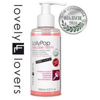 LovelyLovers LollyPop Tasty Lube - smakowity żel oralny o aromacie wiśniowego lizaka