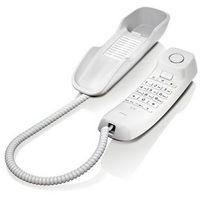 Gigaset Telefon przewodowy  da210 biały szybka dostawa! darmowy odbiór w 21 miastach! (4250366833231)