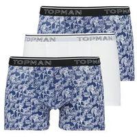 Topman 3 PACK Panty dark blue, 52K02NNAV