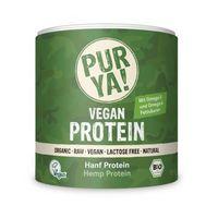 Białko konopne w proszku raw bio 250g - pur ya! marki Pur ya! (proteiny)