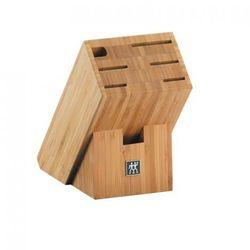 Zwilling j.a.henckels Zwilling bambusowy blok na noże 240 x 115 x 195 mm